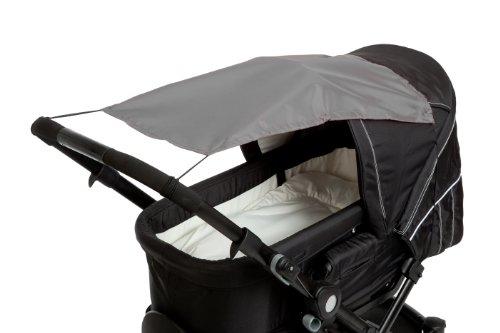 Altabebe AL7010 – Sonnensegel mit UV-Schutz für Kinderwagen und Buggys