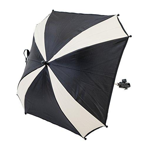 altabebe al7003 21 sonnenschirm mit uv schutz durchmesser 70 cm schwarz beige 1. Black Bedroom Furniture Sets. Home Design Ideas